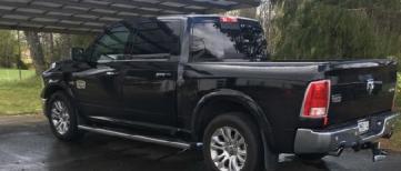 Dodge Ram Longhorn Pickup