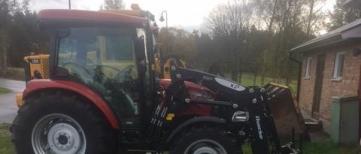 Traktor Case IH 65A