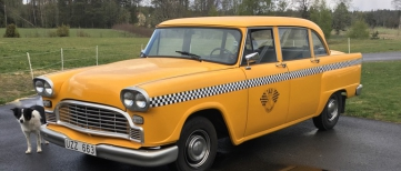 Checker New York Taxi